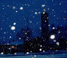 Hendriksholm_kirke_sne